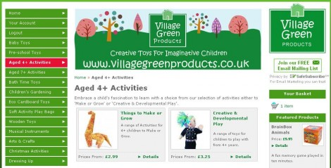 Village Green Products