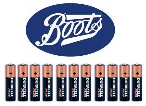 bootsBatteries