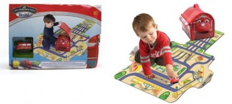 Chuggington Wilson Carry Case