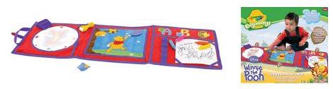 Crayola Winnie The Pooh Art Mat