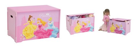 Disney Princesses Toy Box