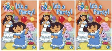 Dora Its A Party
