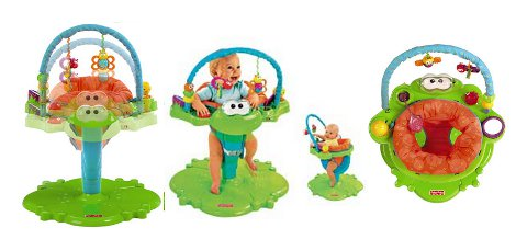 Fisher Price Foggy Bouncer