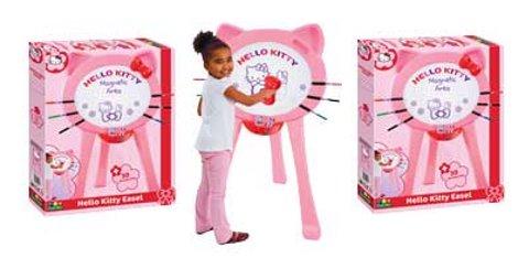 Hello Kitty Easle