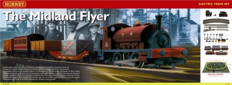 Hornby The Midland Flyer