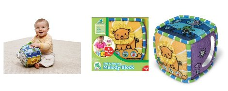 Leapfrog Roll & Rhyme Melody Block