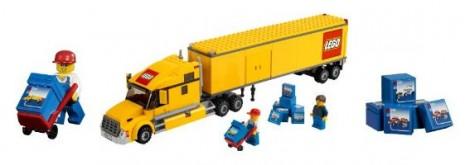 LegoCityTruck