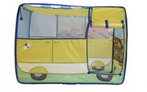 Peppa Pig Campervan Tent