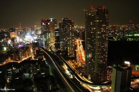 Skyline-Tokyo-Japan