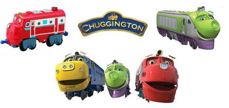 chuggingtonToys