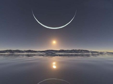 north-pole-moon2