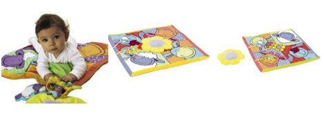 Blossom Farm Tummy Time Playmat