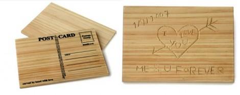 Carve a card
