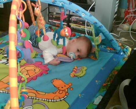 Tiny Love Play Gym And Mat 2