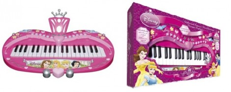 Disney Princess Electronic Keyboard
