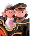 HappyLand Royal Wedding Set