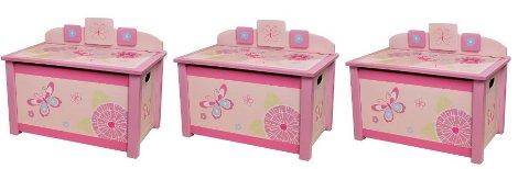 Kids Line Bella Toy Box