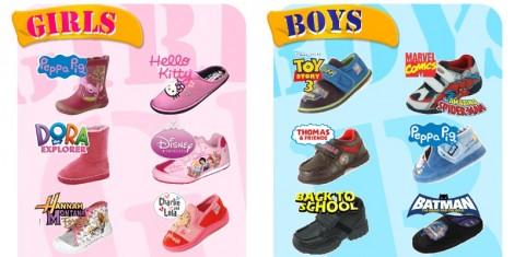Kids Shoe Factory Online Discount Code