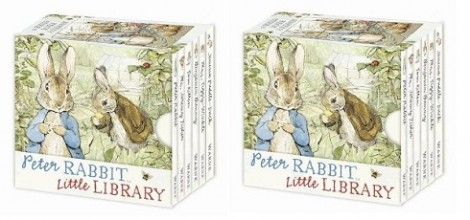 Peter Rabbit Little Library