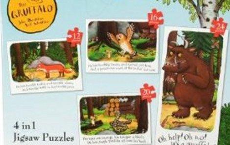 The Gruffalo Puzzle