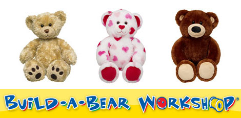 Build A Bear Uk Voucher Printable