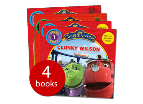 chuggingtonBookCollection