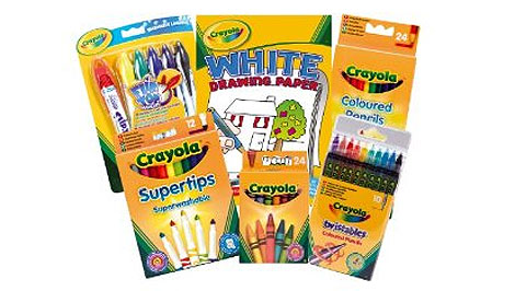 crayolaSuperStationerySet