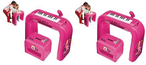 Barbie Keyboard