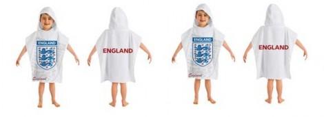 England Poncho