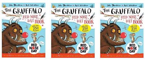 Gruffalo red nose