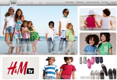 H&M Shop line Promotional Code f