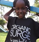 Organic Surge Child in T Shirt