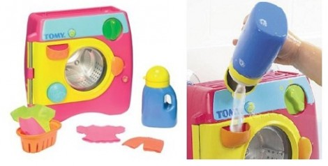 Tomy Bathtime Whirly Washer