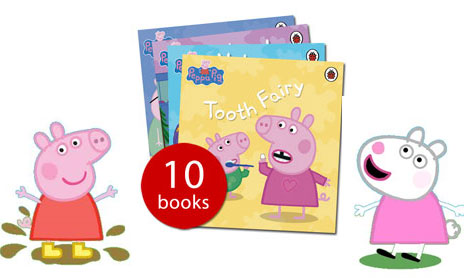 peppaPigBookCollection