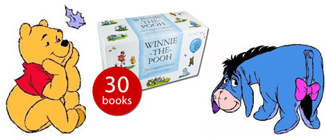 winnieThePoohCompleteBookCollection