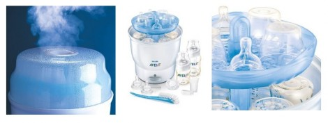 AVENT Steam Steriliser