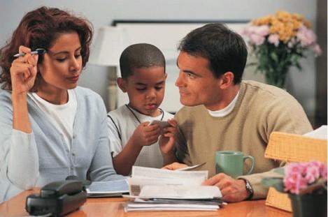 Budget 2011 family finances