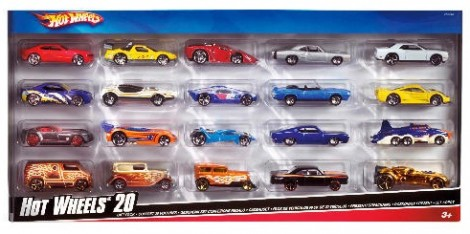 Hot Wheels 20