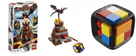 Lego Dragon Game