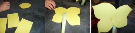 Make a daffodil 3