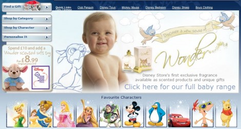 The Disney Store Promotional Code