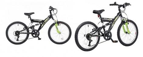 Townsend Bike Asda