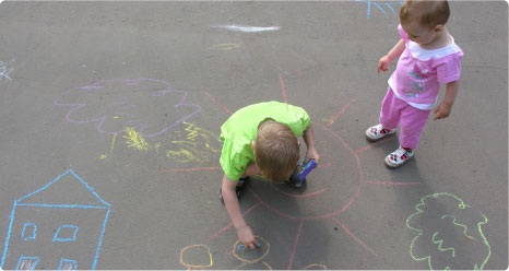 drawing-on-playground-rectangle