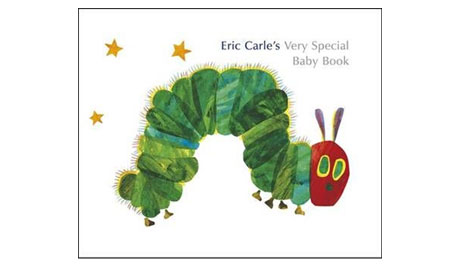 ericCarlesVerySpecialBabyBook