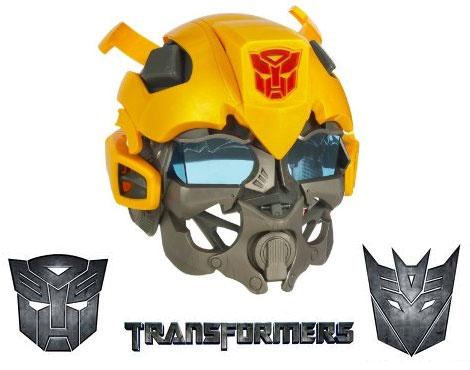 transformersBumblebeeHelmet