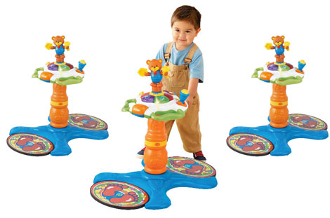 vtechSitToStandDanceTower