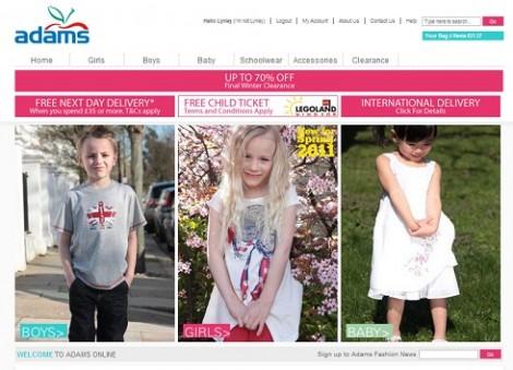 Adams online discount code