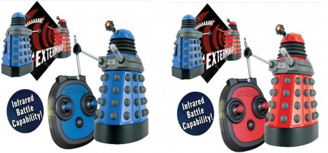Dr Who Remote Controlled Dalek