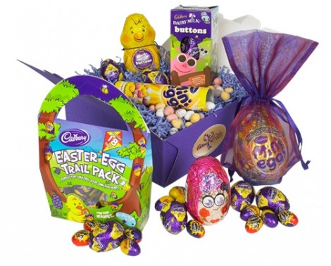 Easter Egg Bargains Cadbury Chocolate Buttons Easter Egg