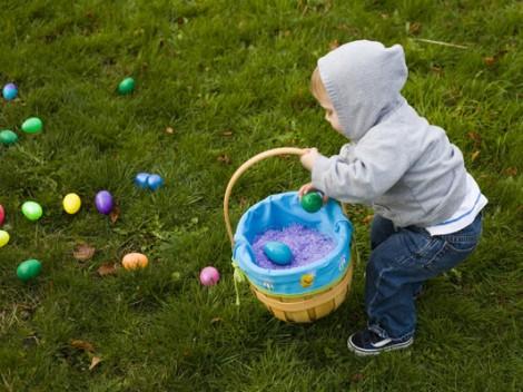 Easter Egg Bargains easter egg hunt